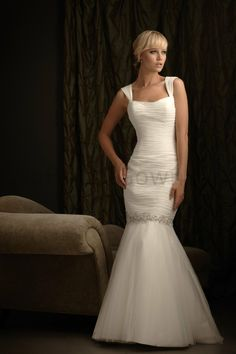 I don't know what this neckline is called, but I am very much a fan of such, where the line across the bodice is fairly straight and the straps/sleeves are wider on top of the shoulder than they are at the join to the bodice