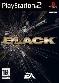 Carátula Oficial De Black Ps2 3djuegos Juegos Para Pc Gratis Juegos Pc Juegos Ps2