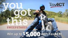 TaxACT is giving away $30,000 in cash and prizes!
