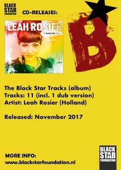 The Black Star Tracks - Leah Rosier