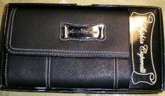 Sophia Caperelli Leather Wallet *** Want to know more, click on the image.