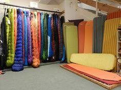 Sleeping Bags & camping mats - Take your pick!
