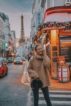 Weihnachten in Paris & # 17 - leonie hanne - haute couture - Fashion - Winter Mode Haute Couture Paris, Ohh Couture, Couture Fashion, Paris In November, Leonie Hanne, Christmas In Paris, Paris Winter, Paris Outfits, Moda Paris