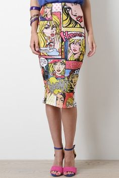 OMG! I AM ORDERING THIS ASAP! Must have! Gossip Queen Skirt $17.50