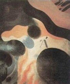"Julius Evola, ""Composizione n. 19,"" 1918-20"