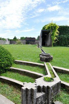 Brion-Vega Cemetery Carlo Scarpa | Flickr - Photo Sharing!