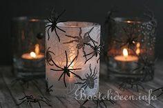 Halloween Teelichtgläser - Halloween Tea Light Votives