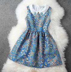 Spring and summer princess dress H442229