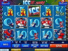 Prüfe jetzt unsere Neusten kostenlos Spielautomat Ice Hockey - http://freeslots77.com/de/kostenloser-online-spielautomat-ice-hockey/