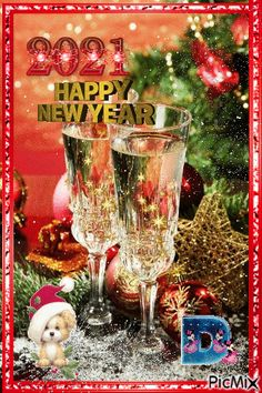 Happy New Year Ecards, Happy New Year Png, Happy New Year Pictures, Happy New Year Wishes, Happy New Year Greetings, Merry Christmas And Happy New Year, Animated Happy Birthday Wishes, Happy Birthday Video, New Year Gif
