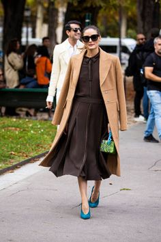Olivia Palermo Pictures and Photos Estilo Olivia Palermo, Olivia Palermo Street Style, Autumn Winter Fashion, Winter Style, Fall Winter, Dressed To The Nines, Sarah Jessica Parker, Victoria Secret Fashion Show, Milan Fashion Weeks