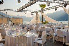 Lido di Bellagio, Via P. Carcano, 1 #lago #wedding