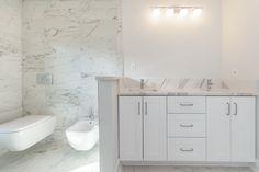 Gorgeous #Whitebathroom #SanMarco Reno