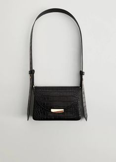Crocodile, Mango Bags, Cross Shoulder Bags, Manga, Small Bags, Travel Bags, Leather Bag, Shopping Bag, Handbags