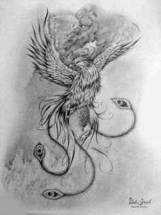 Pheonix by DustinProvost.deviantart.com on @deviantART