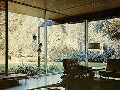 the Singleton House by Richard Neutra 1960 - Mid Century Modern architecture