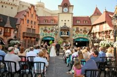 Here is a list of all the Disney Wedding Event Venues in the 4 Walt Disney World Parks
