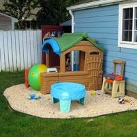 Garden Ideas Play Area toddler outdoor play area | forts | pinterest | backyards