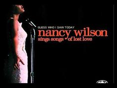 ▶ Nancy Wilson How Insensitive (Insensatez) (HQ) -