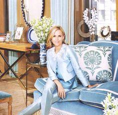 Bleu de France - Fabulous Tory and French bleu