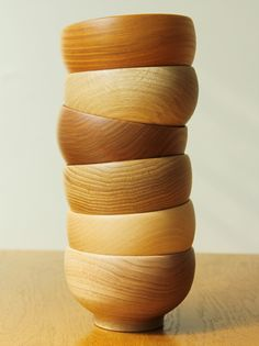Meiboku-wan bowls Bowls, Vase, Wood, Home Decor, Serving Bowls, Decoration Home, Woodwind Instrument, Room Decor, Timber Wood