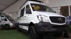 Winnebago 4x4 Concept Adventure Vehicle