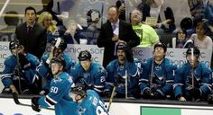 Starting Over San Jose Sharks New Head Coach Peter Deboer Installed New System That The Players Seem To Be Enjoying. Photo Courtesy: AP Photo/Marcio Jose Sanchez – Sports4U2