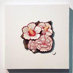 벌써 #여름 🌺🌞☔ _ . . #YCeramics #exihibition #DDP #Modernmarketplace #summer #flowers #hibiscus #carnation #ceramics #interiordesign #living #frame #painting #daily #residency #ceramist _ #도자 #도예 #꽃 #꽃스타그램 #무궁화 #카네이션 #인테리어 #리빙 #캔버스액자 #그림 #일상 #데일리 Carnations, Graphic Illustration, Beautiful Flowers, Ceramics, Traditional, Photo And Video, Instagram, Ceramica, Pottery