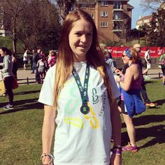 Last year, our SEO account manager Lucy, conquered the #bournemouthhalfmarathon and #piertopierswim to raise money for #bournemouthhospital...this year she's doing it again with another 5 events! Read her story and raise money for a cause close to our hearts here: www.justgiving.com/Mander2015
