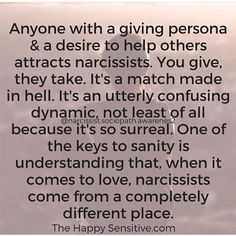"""ʟɪғᴇ ᴄᴏᴀᴄʜ-ɴᴀʀᴄɪssɪsᴛɪᴄ ᴀʙᴜsᴇ (@narcissist.sociopath.awarenes2) on Instagram: """"There's nothing wrong with giving; just be certain you're giving to someone worthy.…"""""""