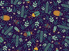 Pattern Retouched by Szende Brassai / Adline