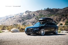Tuning Touches That Change Everything: Custom Black Audi Wearing Silver Blaque Diamond Wheels Audi A4 Black, Everything, Change, Diamond, Car, Vehicles, Silver, How To Wear, Motorcycles
