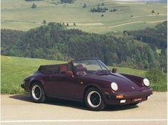 Porsche 911 Carrera 3.2 convertible - 1984