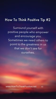 Surround yourself with positive people #quotes #loa #thinkpositive