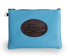 Florian leather pouch Florian leather pouch The Florian leather pouch adds a splash of colour and charm to your everyday life, and is the ideal for storing make-up and other small accessories.  Available in many colors, it perfectly matches the Florian leather shopping bag.  Dimensions: h. 13 cm. x l. 18 cm.