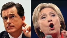 Hillary Clinton To Stephen Colbert: 'I Want To Build On The Progress We've Been Making'