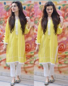 For Price & Queries Please DM us or you can Message/WhatsApp 📲 We provide Worldwide shipping🌍 ✅Inbox to place order📩 ✅stitching available🧣👗🧥 &shipping worldwide. 📦Dm to place order 📥📩stitching available SHIPPING WORLDWIDE 📦🌏🛫👗💃🏻😍 . Simple Pakistani Dresses, Pakistani Fashion Casual, Indian Gowns Dresses, Pakistani Dress Design, Pakistani Outfits, Stylish Dresses For Girls, Stylish Dress Designs, Summer Dresses For Women, Simple Dresses