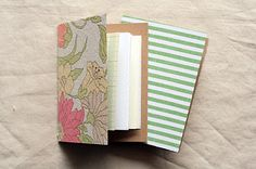 DIY :: Jotter Journal
