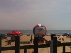 Great American Volleyball  - Seaside Open Saturday and Sunday, June 13th & 14th   Blaine Avenue on #seasideheights Beach @rehseaside
