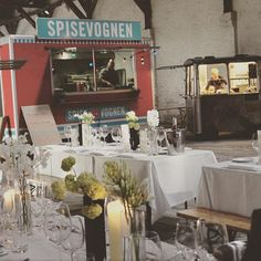 Lad dig inspirere af vores nabo #copenhagenstreetfood og få servering fra en foodtruck til dit event!