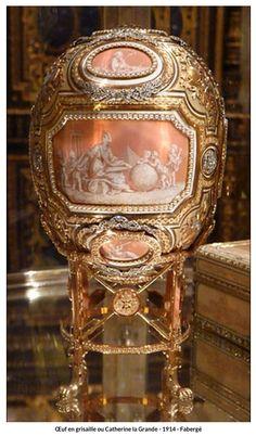 """Fabergé : des oeufs à """"L'Impérial"""" - Passeur dArts"""
