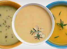 Emagreça no frio com três sopas que aceleram a queima de gordura + caldo de legumes caseiro + dica de cardápio fit
