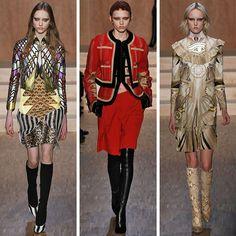 Mais um resumo da #PFW Inverno 2017 com alguns dos desfiles mais esperados como Dior, Balenciaga e Givenchy além de muitas tendências novas pra você conferir!