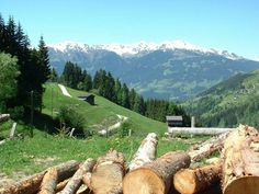 Oostenrijk omgeving Gerlos