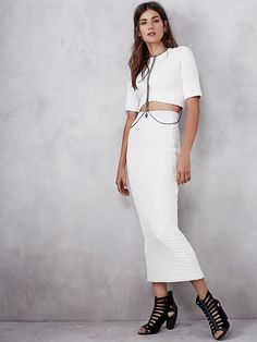 Alice McCall Instant Skirt Set at Free People Clothing Boutique