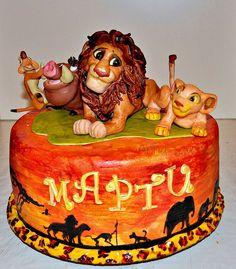 The Lion King by anna savenko (sVeshti4ka), via Flickr