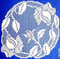crochet em revista: Rosas e mais rosas