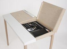 Slope Desk by Jenk Design Office — Desk/Work -- Better Living Through Design