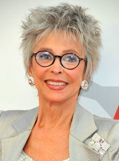Rita Moreno, she's still a beauty...wow, shut up, look at this woman!!!