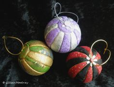 1000 images about kimekomi ornament balls on pinterest for Japanese pond ornaments